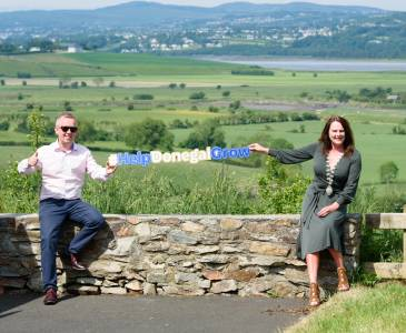 Letterkenny Chamber Launches Novel 'idea' Campaign