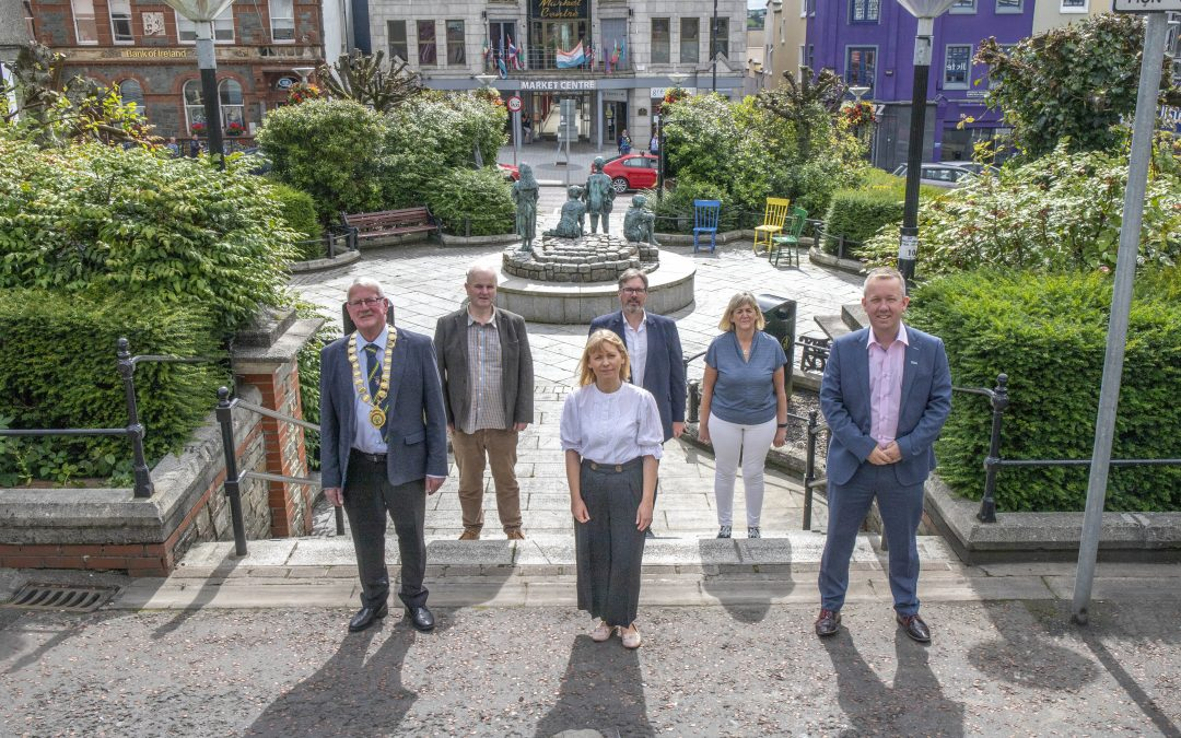 Market Square, Letterkenny-A Space for People