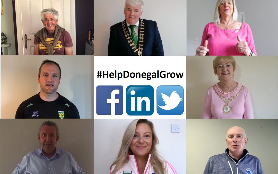 Great Response from the Public to Help Donegal Grow Campaign