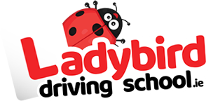 Ladybird Driving School Logo