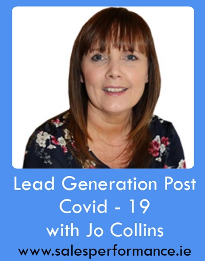 Lead Generation Post Covid-19
