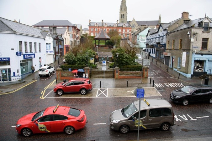 Letterkenny Market Square – A Space for People