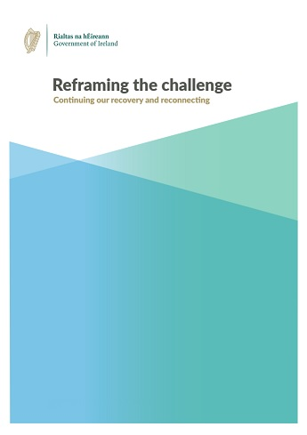 Front page of Reframing The Challenge Document